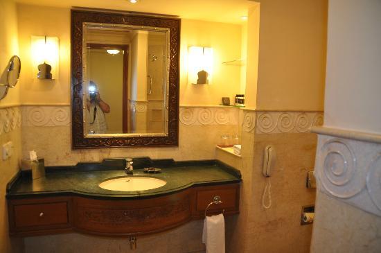 Vivanta by Taj - Hari Mahal, Jodhpur : lavabo