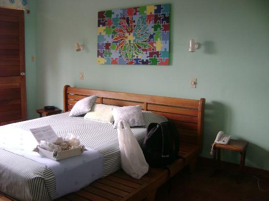 Hotel California: Habitacion