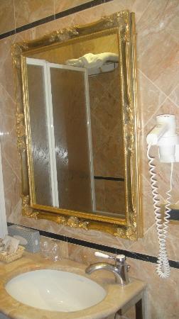 Antico Panada: Salle de bain