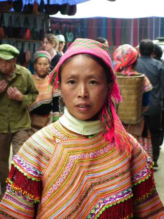 Bac Ha Market: Great Local Costumes