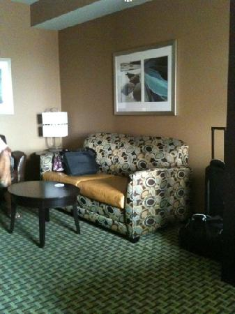 Comfort Suites New Bern: seating