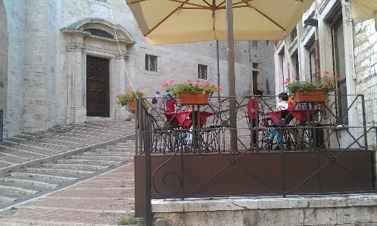 Café Sant'Ercolano - Bar Sport: Ideally located at a key spot in downtown Perugia!