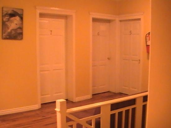 هوتل كايمان: Primer Piso habitaciones 