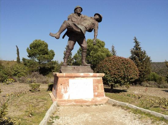 Momumento - Picture of Gallipoli National Park, Gallipoli ...