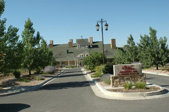 Wine Country Inn: Beautiful Hotel!