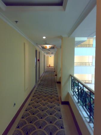 Sonesta Hotel, Tower & Casino Cairo: Inner Atrium