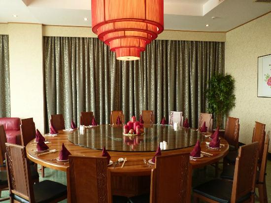 Lagos Oriental Hotel: Private dining room