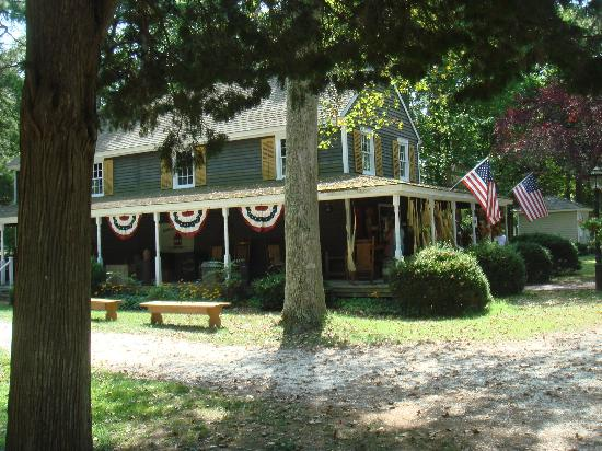 Historic Cold Spring Village