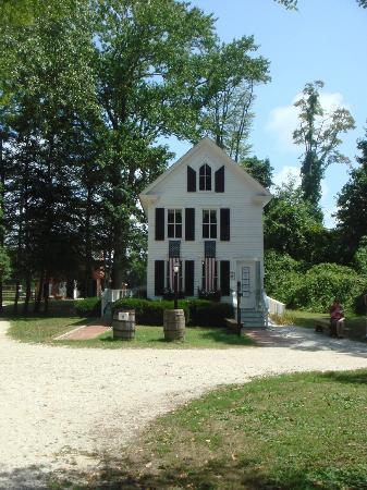 Historic Cold Spring Village : Building