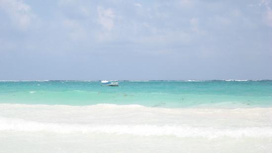 """Sandos Caracol Eco Resort: En playa """"El Paraiso"""", Tulum. a 80 km."""