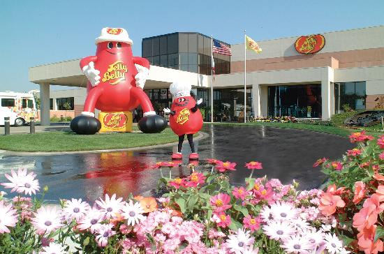 Fairfield, CA: Jelly Belly Factory