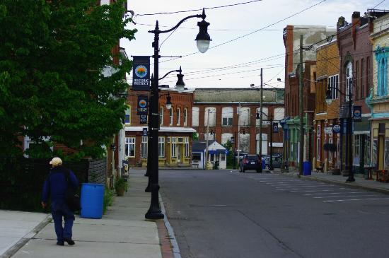 The Pickled Herring: main street