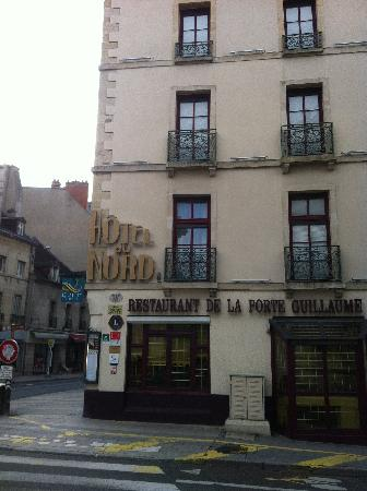 Quality Hotel du Nord Dijon Centre : The hotel
