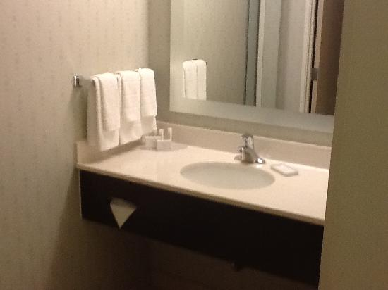 SpringHill Suites Austin Northwest/Arboretum: King Suite