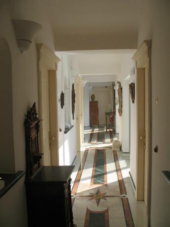 Hotel Bussola: Hall