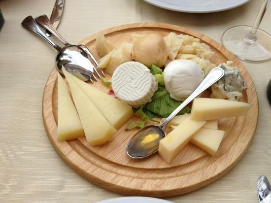 Marco G World S Best Cheese Plate