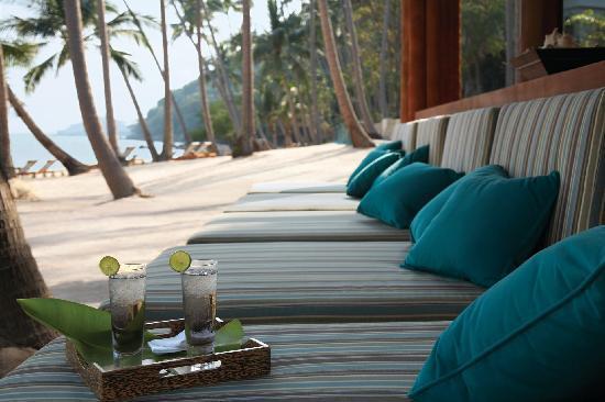 Four Seasons Resort Koh Samui Thailand: Beach Bar