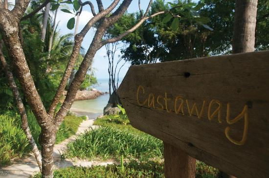 Four Seasons Resort Koh Samui Thailand : Private Cove for Dining