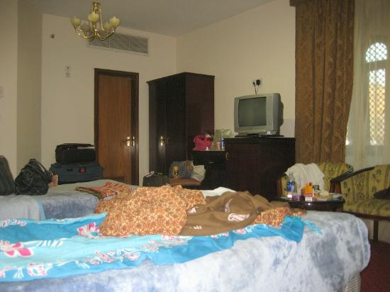 Al Fayrouz Shatta Hotel: Room