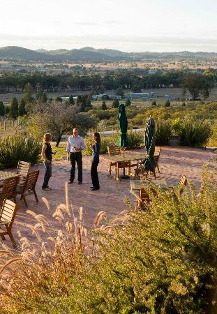 The Mudgee Homestead Guesthouse: Outdoor Function Area