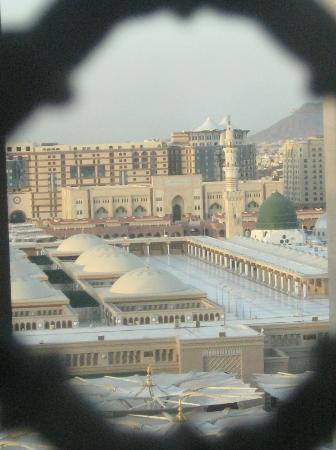 Al Fayrouz Shatta Hotel : View from our room