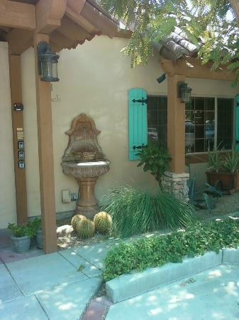 Old Ranch Inn: front of ORI
