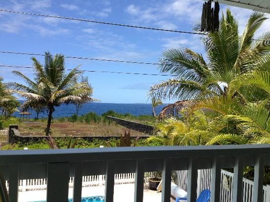 Ala Kai Bed & Breakfast: The view from the lanai.