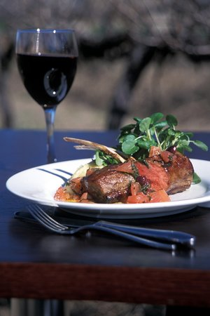 Forrest Hotel And Apartments: Delicious menus at Forrest Hotel & Apartments, any time of the year!