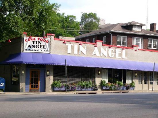 Tin Angel Photo