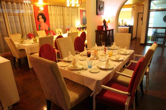 Be Your Guest Restaurant : Be your Guest dinning room