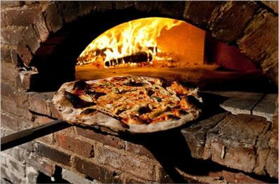 Ciao Wood Fired Pizza and Trattoria: Our True Wood Fired oven..