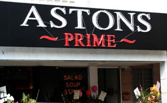 Astons Specialties