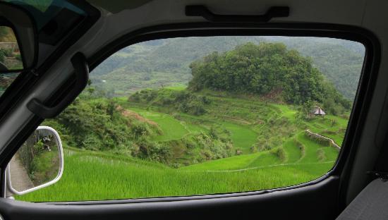 Cordillera Region, Philippines : Banaue