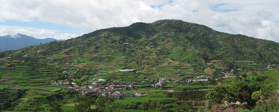 Cordillera Region, Filippinerna: Mountain province
