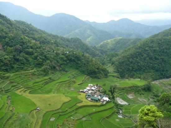 Cordillera Region, Philippinen: Banagaan