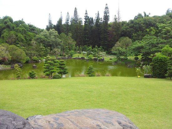 National Botanical Garden: Japanese-Inspired Garden.