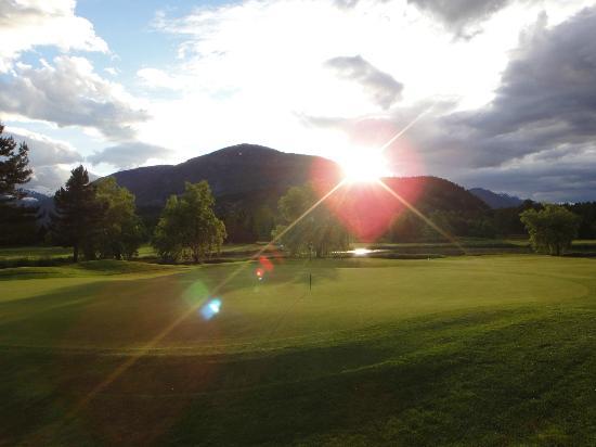 Big Sky Golf Club : Hole 17