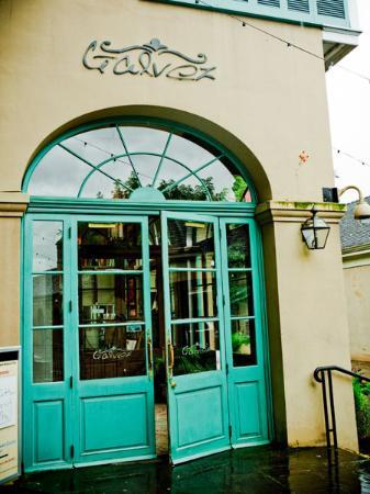 Hotel Galvez Restaurant Review