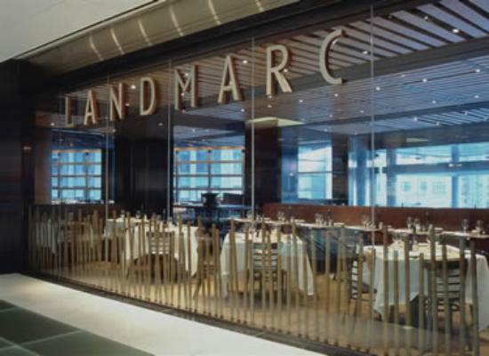 Landmarc New York City Tribeca Menu Prices