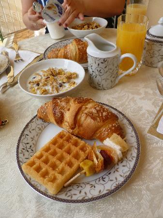 Bed & Breakfast da Giueli: Colazione
