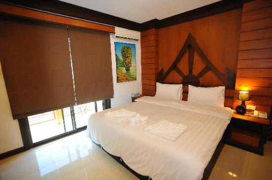 Apsara Residence : Standard Double room with Balcony