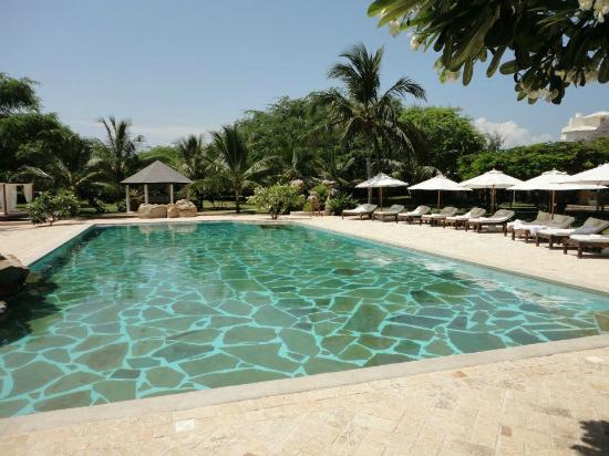 Lion in the Sun Resort: The Main Hotel Pool