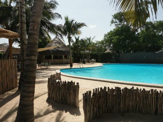 Lion in the Sun Resort: The Pool By The Beach