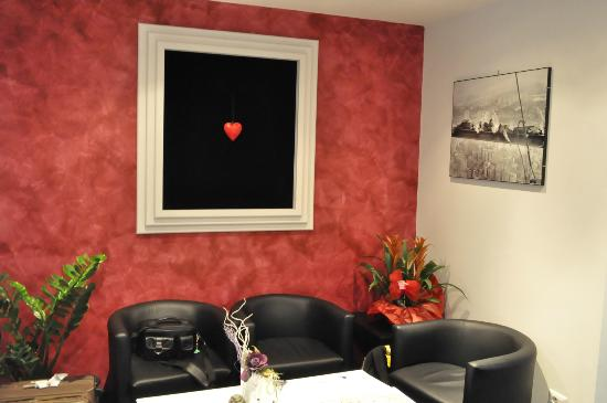 Heart Of Rome: Reception area