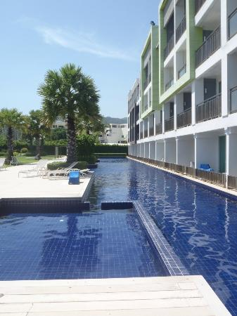 Sugar Marina Resort - ART: External view of the long pool