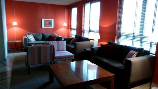 Hotel Arco de San Juan: Guest lounge