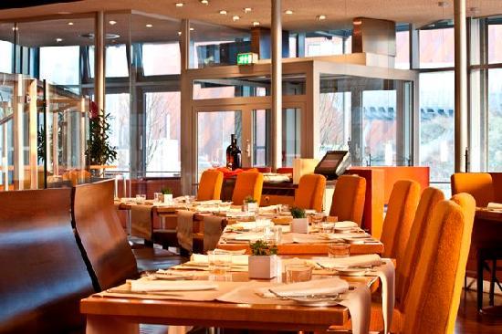 Restaurant Campus in Atlantic Hotel Universum: Campus