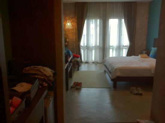 KETAWA Pet Friendly Hotel: habitación