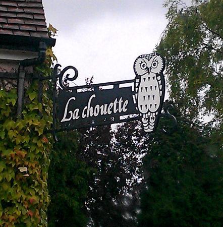La Chouette: The place to take me to make me happy