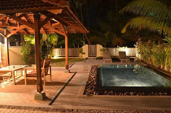 Beachcomber Seychelles Sainte Anne : the villa